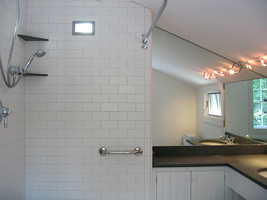 Bathroom remodel - click to enlarge