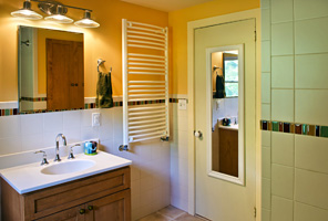 Bathroom Renovation - click to enlarge